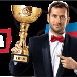 БК «Леон» разыгрывает 1000000 рублей