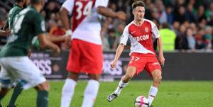 Головин впервые попал в заявку «Монако» на матч Лиги чемпионов